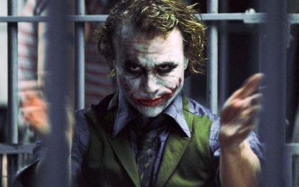 The-Dark-Knight, Heath Ledger
