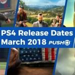 Τα πάντα για το gaming – Μάρτιος 2018