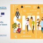 """Η εκδήλωση """"Developing Skills, Unlocking your Talent"""" σηματοδότησε την έναρξη του έργου Building communities of knowledge for competitive MSEs (""""Skills4MSEs"""")"""