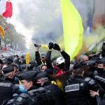Διαμαρτυρία γαλλικής κοινωνίας έναντι του άρθρου 24
