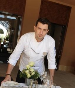 Νίκος Κουλούσιας, chef, συνέντευξη