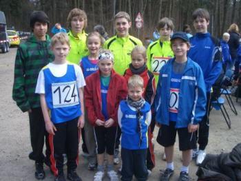 Bild zu 19 Kreismeistertitel für die LG Celle-Land bei den Kreiscrossmeisterschaften  (4.4.2011 )