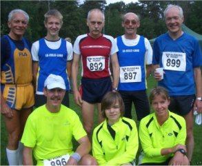 Bild zu Sehr gute Zeiten unserer Läufer beim Hermannsburger Südheide Volkslauf (23.5.2011 )