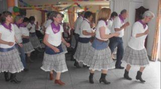 """Bild zu """"Hot Boots"""" beim Sommerfest im Wasserschlösschen (14.7.2012 )"""