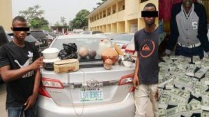 Check Out Five Unthinkable Diabolic Things Yahoo Boys Now Do To Get Rich