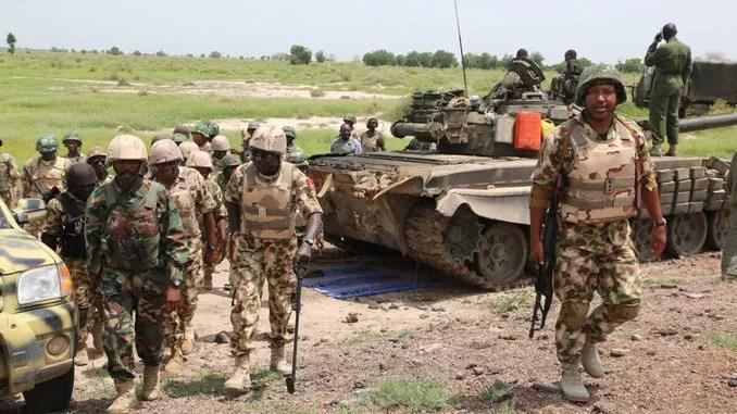 boko haram insurgents