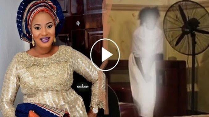 Download And Watch Shocking Video Of What Happen As Ghost Of Late Actress Moji Olaiya Appears At Popular Hotel In Lagos Today
