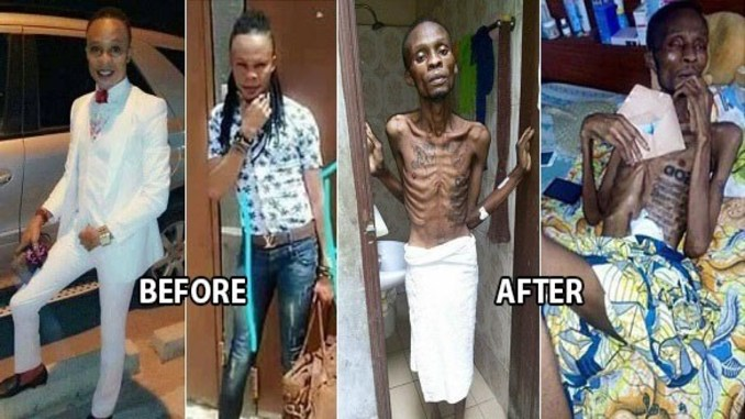 What Really Killed Popular Congolese And Social Media Ga-y Man  Paul Arduad, 1 Year After Long Battle With Anal Cancer