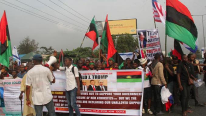 biafra independence