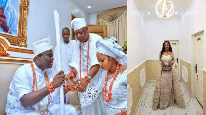 "BOMBSHELL: Ooni Of Ife Makes Shocking Confesses; I Was Never Single, I Had Spiritual Wife Before Marrying Naomi"" (Must Read)"