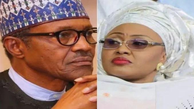 President Buhari divorced Aisha