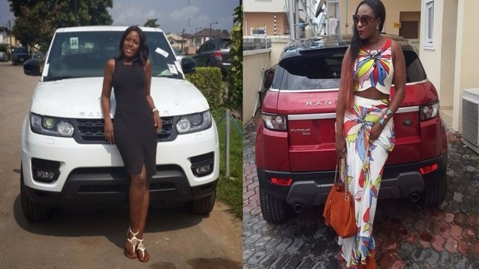 meet top 5 female nigerian celebrities