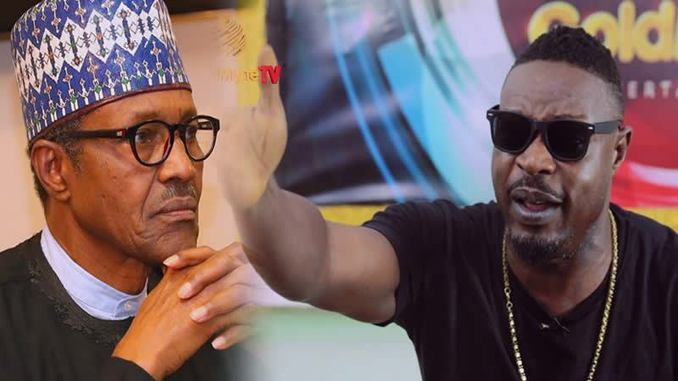 Eedris Abdulkareem Blasts Buhari – Go Home And Rest, You Are Mentally And Physically Weak For Anything