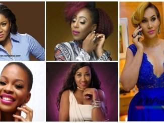 meet 5 female celebrities