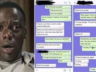 nigerian man shares screenshots