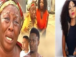 nollywood actress jennifer omole passes