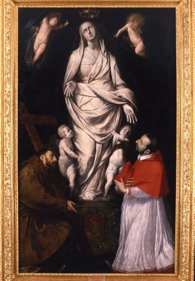 Pittura come scultura – Musei Reali Torino –
