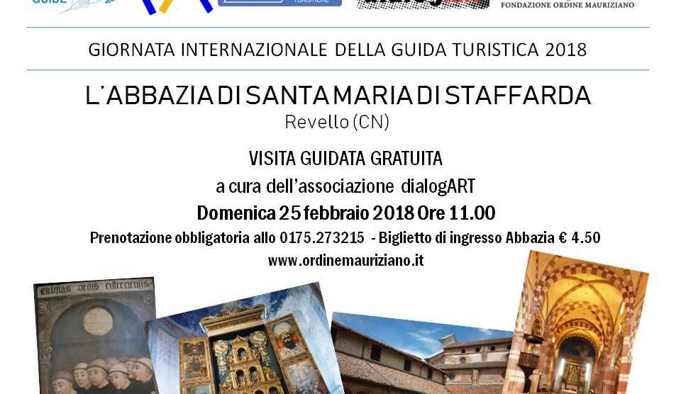 GIORNATA INTERNAZIONALE DELLA GUIDA TURISTICA edizione 2018.