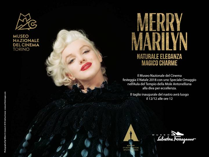 Museo del Cinema – Merry Marilyn