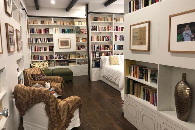 Napoli: Book & Bed il primo Hotel Libreria in Italia.
