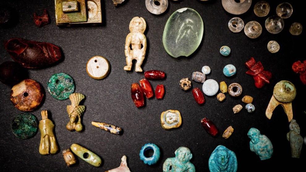 Parco Archeologico di Pompei – La fortuna e la protezione contro la malasorte nei monili ritrovati nella Regio V