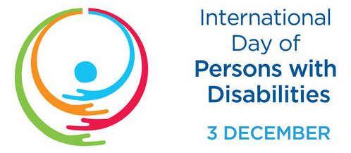 NEWS – 3/12/2019 Giornata Internazionale dei Diritti delle persone con disabilità.