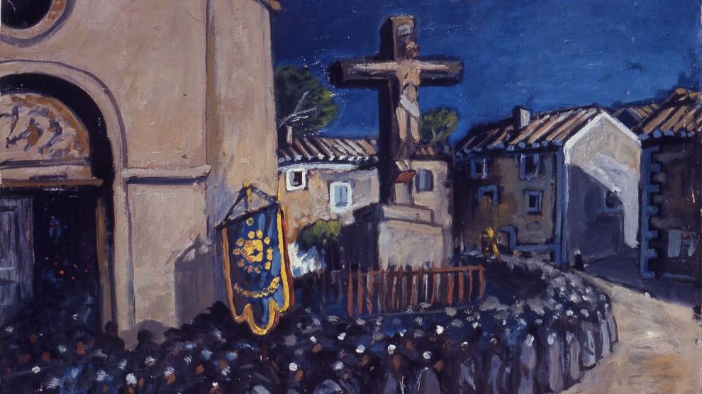 MOSTRE / GAUGUIN MATISSE CHAGALL  La Passione nell'arte francese dai Musei Vaticani