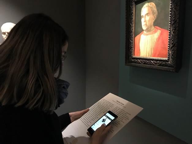NEWS / PALAZZO MADAMA TORINO / ABILI PER L'ARTE. Un percorso accessibile alla mostra Andrea Mantegna per persone con disabilità sensoriale.