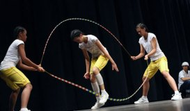 Nigeria Hosts Africa in Rope Skipping Sport, April
