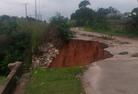 LOOMING DISASTER: Uyo Village Road Users Cry Out for Help