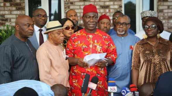 Nnamdi Kanu: South East NASS Caucus To Intervene