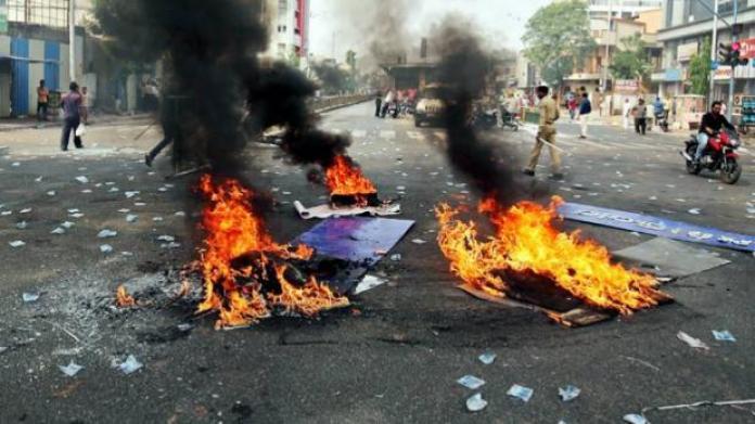SC-ST एक्ट को लेकर भारत बंद