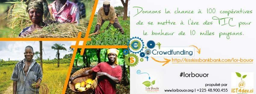 Améliorez la vie des paysans en soutenant Lôr Bouôr