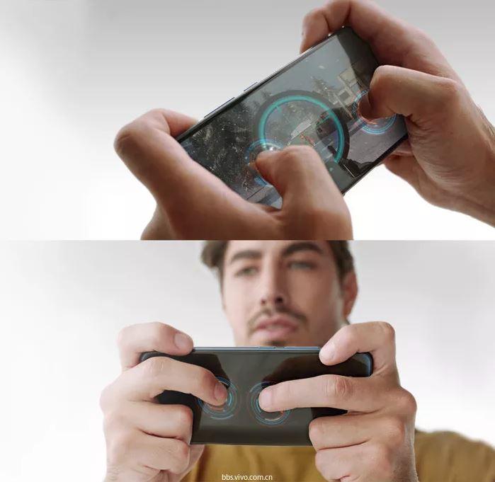 Vivo Nex Dual Display jeu