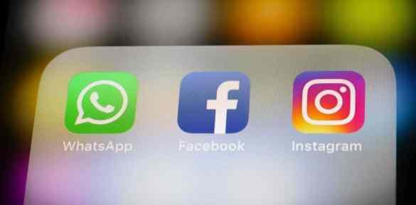 Facebook ajoute son nom a instagram et Whatsapp
