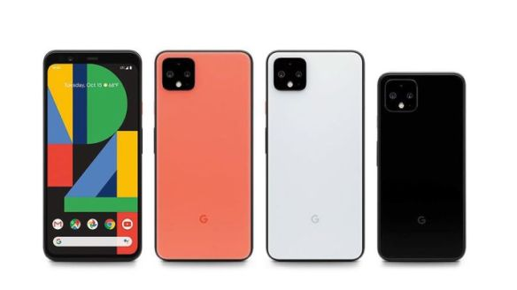 google pixel 4 et pixel 4 xl