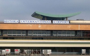 Kotoka International Airport Accra Terminal