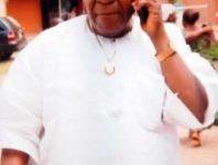 Elder (Dr.) Chukwuma O. Nwaonicha.