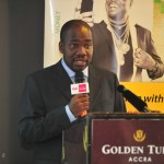 Eric Nsarkoh, MTN Ghana?s Executive Director for Sales and Distribution