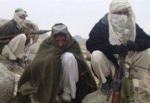 Pro-Taliban militants in Pakistan (file photo)