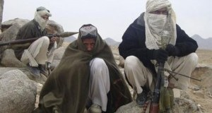 Pro-Taliban militants in Pakistan (file photo)