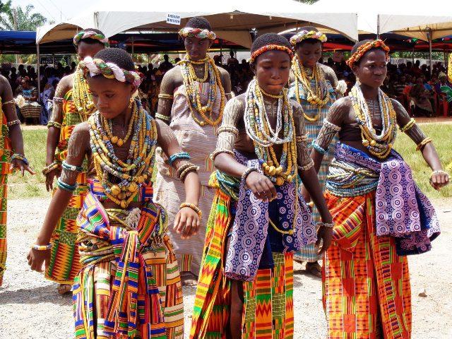 Ghana festival dipo fante gomoa - 3 7