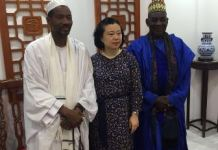 China Envoy Fetes Tijaniyya Muslim Council