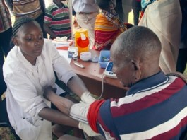 Takeda's Access to Medicines strategy in Sub-Saharan Africa will include a long-term partnership with the Pan African Heart Foundation to create a mobile screening program for hypertension – a leading cause of cardiovascular disease in the region – and diabetes in select local counties in Kenya, including Kajiado county
