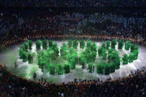 symbolic Olympic rings .