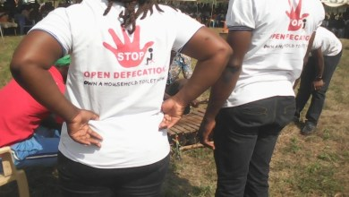 open-defecation