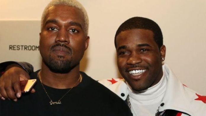 Kanye and ASAP Ferg