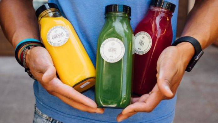 SunLife Organics drinks