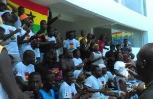 Ghana @ 60 Freedom Fight Night