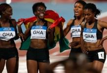 Ghana Athletes
